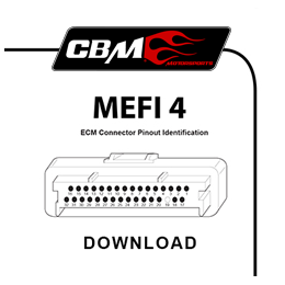cbm mefi 4 connector id