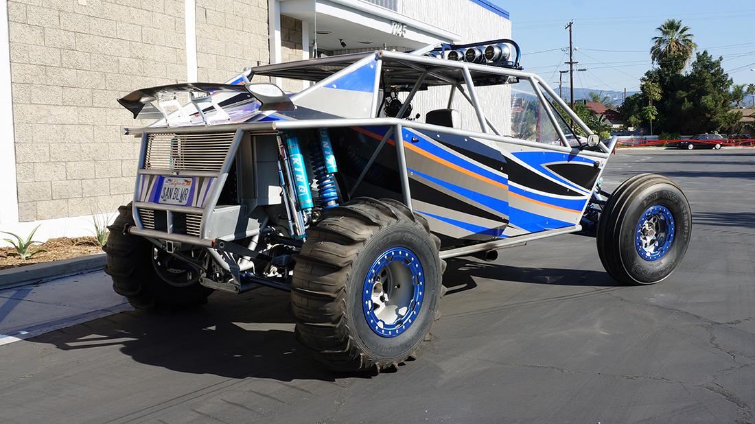 CBM Motorsports   Custom Sand Rail