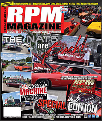 cbm magazine feature