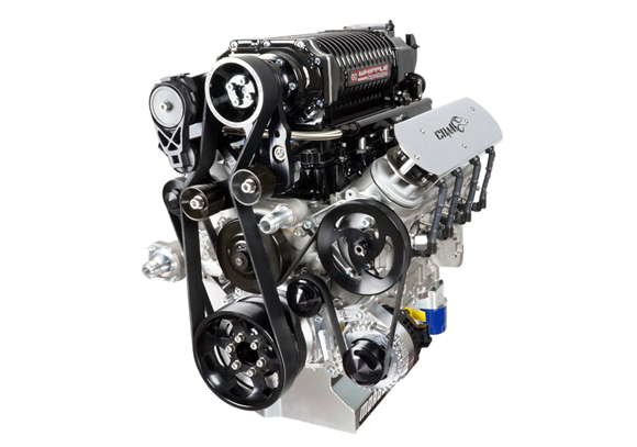 supercharged ls3 engine